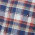 Tommy Hilfiger Men's French Check Short Sleeve Shirt - Dutch Navy: Image 3