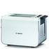 Bosch TAT8611GB Styline Collection Toaster - White: Image 1