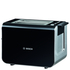 Bosch TAT8613GB Styline Collection Toaster - Black: Image 1