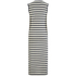 Vanessa Bruno Athe Women's Ellora Stripe Dress - Ecru/Marine: Image 2