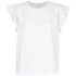 Vanessa Bruno Athe Women's Extra Cotton T-Shirt - White: Image 1