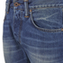 Edwin Men's ED55 Relaxed Tapered Denim Jeans - Mid Glint Used: Image 5