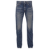 Edwin Men's Classic Regular Tapered Rainbow Selvage Jeans - Mid Dark Used: Image 1