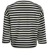 Maison Kitsuné Women's Marin Cropped Sweatshirt - Black: Image 2