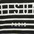 Maison Kitsuné Women's Marin Cropped Sweatshirt - Black: Image 3