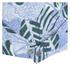 Maison Kitsuné Women's Ana Hibiscus Wrap Around Top - Emerald Sky: Image 4