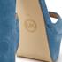 MICHAEL MICHAEL KORS Women's Kincade Platform Sandals - Denim: Image 5