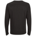 Brave Soul Men's Wolfgang Zip Pocket Long Sleeve Top - Black: Image 2