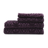 Highams 100% Egyptian Cotton 4 Piece Luxury Jacquard Towel Bale Set (500gsm) - Lilac: Image 1