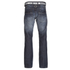 Crosshatch Men's New Baltimore Denim Jeans - Dark Wash: Image 2