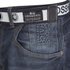 Crosshatch Men's New Baltimore Denim Jeans - Dark Wash: Image 3