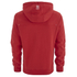 Crosshatch Men's Arowana Hoody - High Red: Image 2