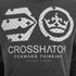 Crosshatch Men's Arowana Hoody - Magnet: Image 3