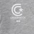 Crosshatch Men's Hamal Graphic T-Shirt - Grey Marl: Image 3