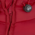 Crosshatch Men's Quilted Rabble Jacket - Samba Red: Image 5