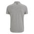 Crosshatch Men's Pacific Polo Shirt - Grey Marl: Image 2