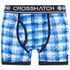 Crosshatch Men's Pixflix 2-Pack Boxers - Directoire Blue: Image 2