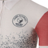 Le Coq Sportif Men's Paris Roubaix Pro Short Sleeved Jersey - White: Image 3