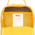 Fjallraven Kanken Mini Backpack - Warm Yellow: Image 4
