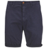 Scotch & Soda Men's Twill Chino Shorts - Navy: Image 1
