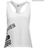 Better Bodies Women's Leisure Raw T-Back Tank Top - Off White: Image 1