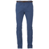 Scotch & Soda Men's Garment Dyed Slim Fit Chinos With Belt - Worker Blue: Image 1