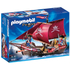 Playmobil Pirates Soldier's Cannon Boat (6681): Image 1