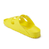 Birkenstock Women's Arizona Slim Fit Double Strap Sandals - Neon Yellow: Image 4