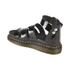 Dr. Martens Women's Shore Clarissa Patent Lamper Chunky Strap Sandals - Black: Image 4