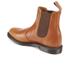 Dr. Martens Women's Kensington Flora Aniline Leather Chelsea Boots - Oak: Image 4