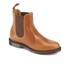 Dr. Martens Women's Kensington Flora Aniline Leather Chelsea Boots - Oak: Image 2