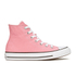 Converse Women's Chuck Taylor All Star Hi-Top Trainers - Daybreak Pink/White/Black: Image 1