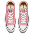 Converse Women's Chuck Taylor All Star Ox Trainers - Daybreak Pink/White/Black: Image 2