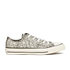Converse Women's Chuck Taylor All Star Raffia Weave Ox Trainers - Parchment/Converse Natural: Image 1