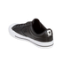 Converse Men's CONS Star Player Perforated Leather Trainers - Black/White: Image 5