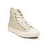 Converse Women's Chuck Taylor All Star Distressed Sequins Hi-Top Trainers - White/Black: Image 4