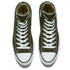 Converse Men's Chuck Taylor All Star Hi-Top Trainers - Herbal/White/Black: Image 2