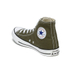 Converse Men's Chuck Taylor All Star Hi-Top Trainers - Herbal/White/Black: Image 5
