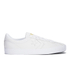Converse Men's CONS Breakpoint Premium Leather Trainers - White/Gold: Image 1