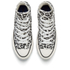 Converse Women's Chuck Taylor All Star Sketchbook Print Hi-Top Trainers - Natural/Roadtrip Blue: Image 2