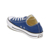Converse Unisex Chuck Taylor All Star Ox Trainers - Roadtrip Blue/White/Black: Image 5