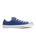 Converse Unisex Chuck Taylor All Star Ox Trainers - Roadtrip Blue/White/Black: Image 1