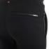 Luke 1977 Men's Firma Sweatpants - Jet Black/ White: Image 4