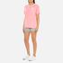 Converse Women's CP Slouchy T-Shirt - Daybreak Pink: Image 4