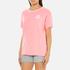 Converse Women's CP Slouchy T-Shirt - Daybreak Pink: Image 2