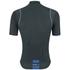 Primal Blu Steel Helix Short Sleeve Jersey - Black: Image 2