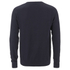 Threadbare Men's Tallin Raglan Crew Neck Jumper - Rich Navy: Image 2