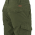 Threadbare Men's Hulk Cargo Shorts - Khaki: Image 3