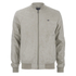 Threadbare Men's Milton Suedette Bomber Jacket - Stone: Image 1