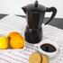 Tower T81003 9 Cup Aluminium Espresso Maker - Black: Image 2